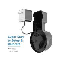 *NEW* Amazon Echo Dot 3rd Gen Outlet Wall Mount Holder for Alexa Solid Speaker