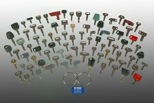 88 Heavy Equipment Keys Set- Largest Set On Ebay- CAT-Case-John Deere-Kubota-JCB