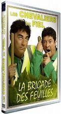 """DVD """"Les chevaliers du fiel La brigade des feuilles""""  NEUF SOUS BLISTER"""
