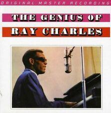 UDSACD 2055 Ray Charles The Genius Of Ray Charles Gold Hybrid SACD Never Played