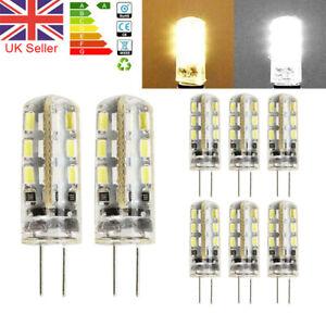 20X G4 1.5W LED Bulbs Capsule Replace Halogen Bulb DC 12V SMD Light Corn Bulb UK