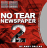 No Tear Newspaper 2 (Gimmick and Online Instructions) by Andy Dallas - Magic