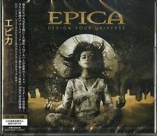 EPICA-DESIGN YOUR UNIVERSE-JAPAN 2 CD G88