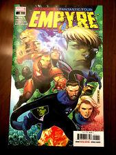 EMPYRE #1 (Marvel Comics) AVENGERS & FANTASTIC FOUR!!