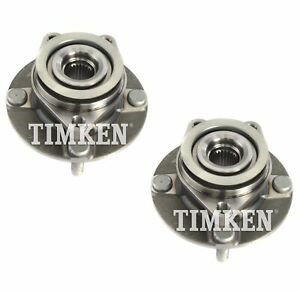 Timken Front Wheel Bearing Assembly Kit For Nissan Versa FWD