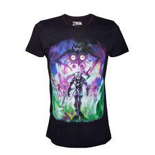 Nintendo Legend of Zelda Men's Majora's Mask Dark Link Medium T-Shirt - Brand...