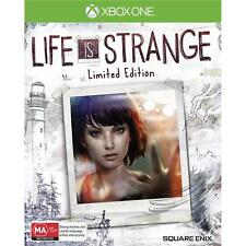 NEW Life is Strange Limited Edition Xbox One Game Console Role Playing