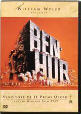 Dvd Ben-Hur con Charlton Heston 1959 Usato