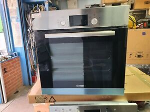 Bosch HBA63B150B Pyrolytic Built-In Single Oven, Stainless Steel 02