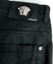 Versace Collection New Fit Style Code Versace Dark Wash Jeans V600333S