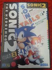 Sega Mega Drive. Sonic the Hedgehog 2 (NTSC JPN)