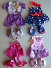 More details for bumper design a bear outfits sets of clothes for chad valley designabear teddy