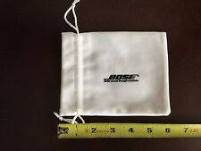 5 Soft Cases/Bags for Bose In-Ear Buds QC20 SoundTrue SoundSport MIE2 Ultra