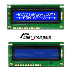 1602 HD44780 16x2 LCD Character Display Module LCM blue backlight 5V