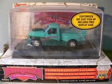 1/43 YatMing Road Champs Ford F-150 Pick-Up 1995 Customized 76001