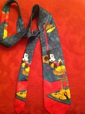 Mickey Mouse & Pluto Tie