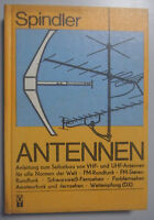 Antennenbuch = Anleitung zum Selbstbau VHF UHF Antennen Weitempfang/Fachbuch