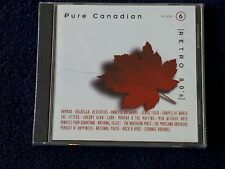 PURE CANADIAN - Retro 80s Volume 6 CD BRAND NEW SEALED 19 TRACKS New Wave EMI