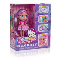 Hairdorables Loves Hello Kitty Limited Edition Collectible Doll Series 2