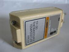 Bk Precision Dynascan Tp 30 Thermocouple Temperature Probe