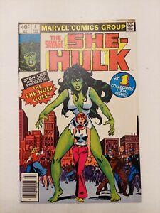 The Savage She-Hulk #1 1st Appearance Marvel Comics 1980 Series She Hulk