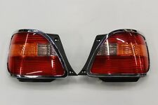 JDM 98-05 Toyota Aristo Lexus GS300 GS400 Left Right Rear Tail Lights #5