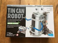 Tin Can ROBOT Brand New SEALED!