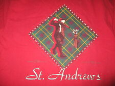 ST. ANDREWS Traditional Golf 1754 (LG) T-Shirt