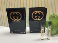 Lot of 2 Gucci Guilty Eau de Toilette Dabber Sample (2 x 1.5 ml / 0.05 fl oz ea.