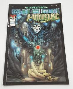 2000 Dark Minds Witchblade Top Cow Image Volume #1 Graphic Novel Comic Book