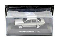 De Agostini 1:43   VW Santana LX Limousine 1982 - silber