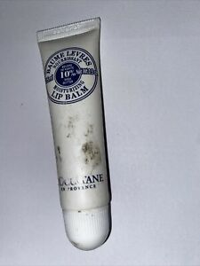 Loccatane Moisturising Lip Balm Damage To Printing On Tube