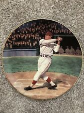 Jimmie Foxx - The Beast - Bradford Exchange Collector Plate