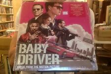 Baby Driver Music from Motion Picture 2xLP sealed vinyl + download soundtrack