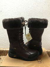 UGG ADIRONDACK II TALL OBDIDIAN Boot US 7 / EU 38 / UK 5.5 - NEW