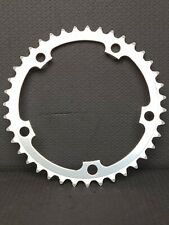Unbranded 39t BCD 130 mm Chainring 5 Arm Aluminum Silver