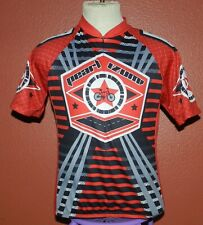 Pearl Izumi Select Red Star Cycling Bicycle Jersey Shirt Men's Medium