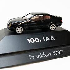 1:87 HERPA MERCEDES CLK 100. IAA FRANKFURT limited edition 500 pcs. incl. box