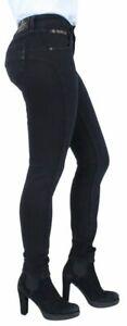 Herrlicher Touch Slim Damen Jeans 5705 DB840 671 Tempest Black Denim