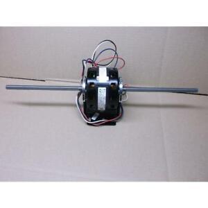 CENTURY 3M721 1/10HP ROOM AIR CONDITIONER MOTOR, 115/60/1 RPM:1550/3-SPEED