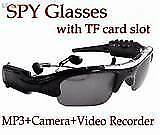 Sunglass with Spy Video Recorder and Mp3 Player
