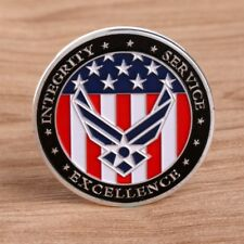 The oath of the United States Air Force Commemorative Challenge Coin Craft GIft