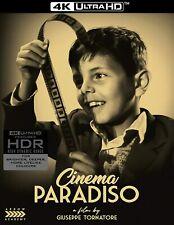 Cinema Paradiso 4K Ultra Hd   Coming Of Age   Arrow