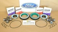 Ford F250 F350 Superduty 2005-2015 Front Axle Seal And Greasable U Joint Kit