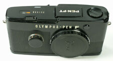 Olympus Black Pen-FT Scientific SLR 1/2 Frame Camera