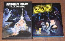 Family Guy Blue Harvest DVD & Something, Something, Something, Dark Side Blu-Ray