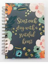 """START EACH DAY"" 192 Page SPIRAL JOURNAL Inspirational NoteBook"
