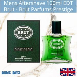 Brut Mens Aftershave By Brut Parfums Prestige 100ml EDT Eau De Toilette