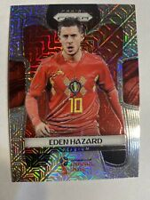 EDEN HAZARD 2018 Prizm World Cup CARD #13 MOJO  PRIZM