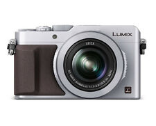 Panasonic Lumix Digital Camera DMC-LX100 Silver NEW
